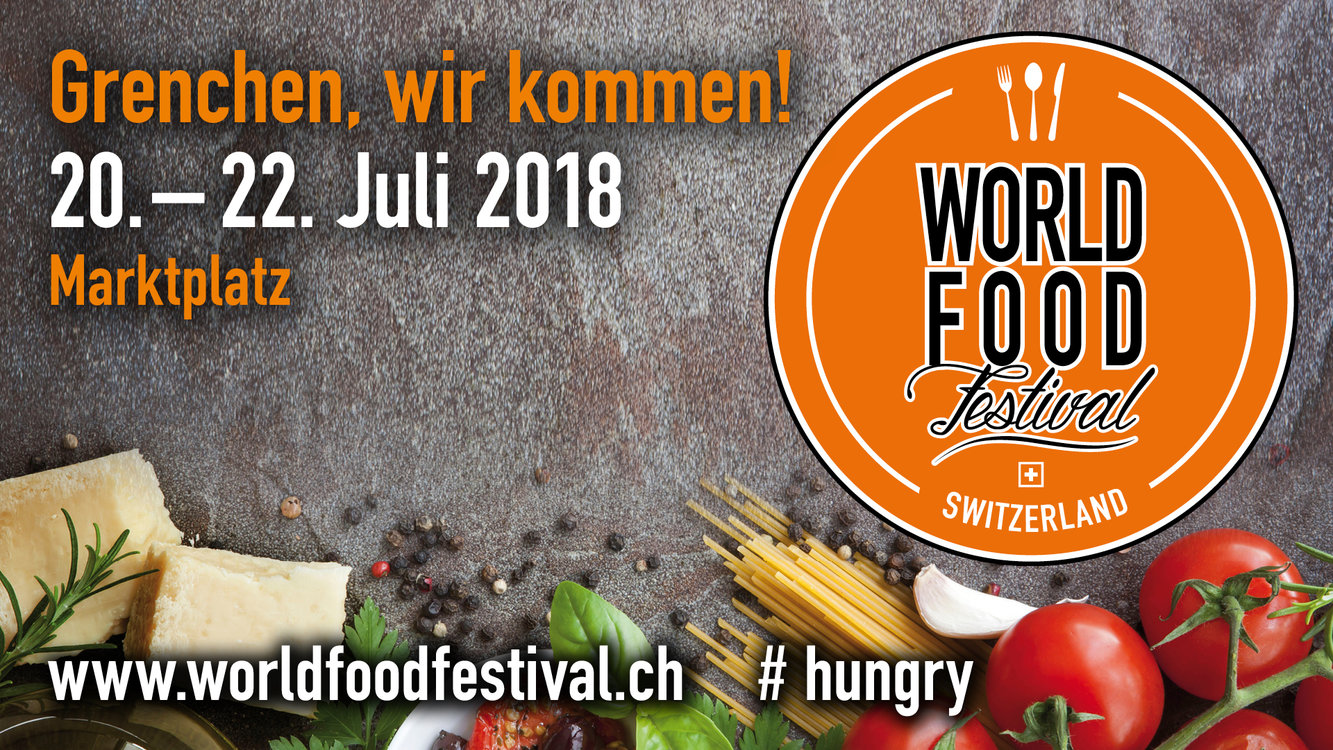 «World Food Festival Grenchen»