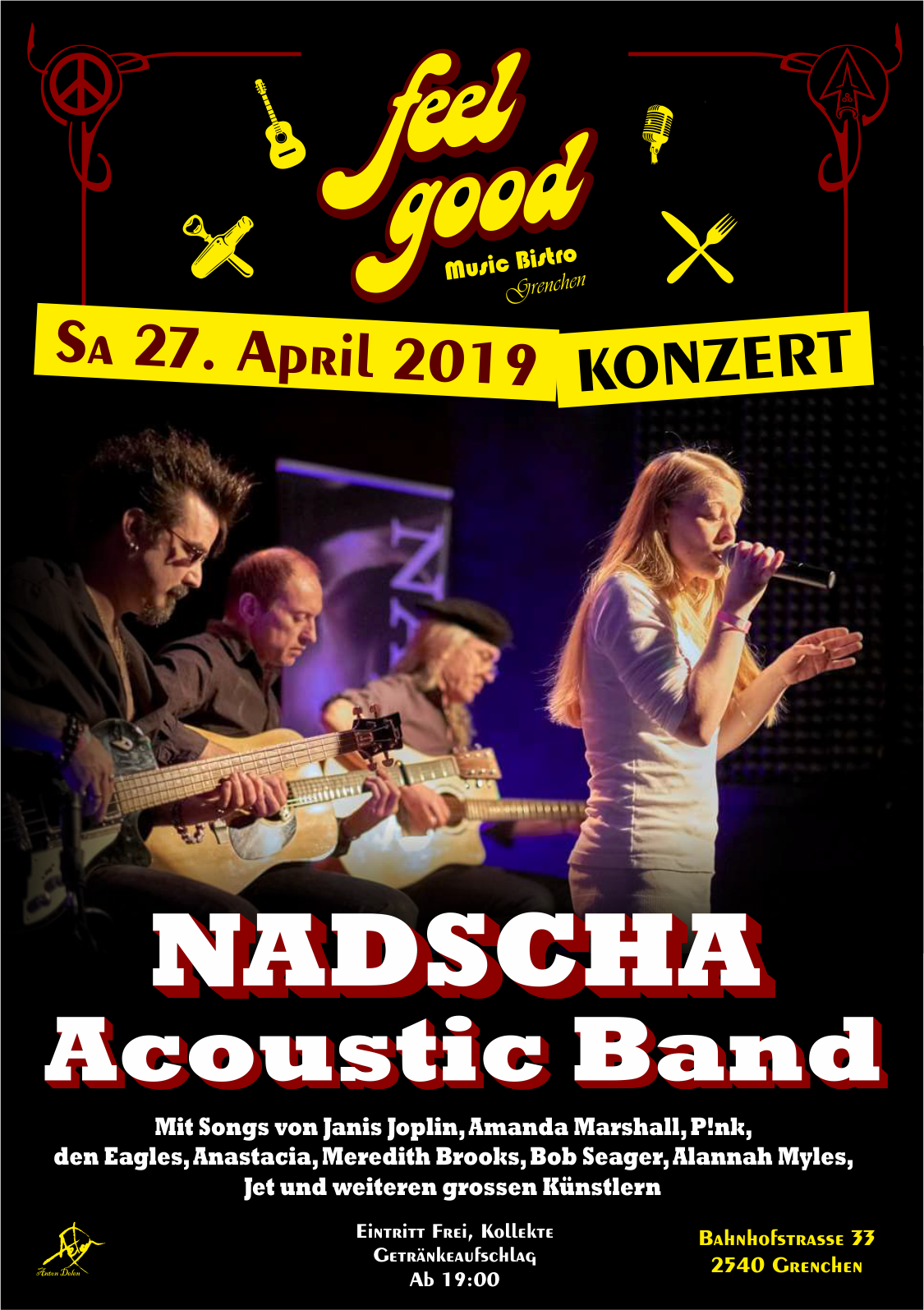 Nadscha Acoustic Band